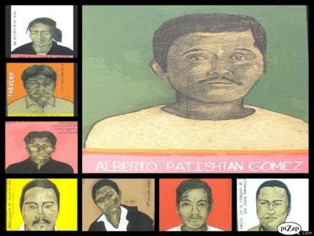 Chiapas Political Prisoners