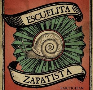 Little Zapatista School Art