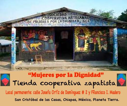 A New Store for Zapatista Women's Cooperative