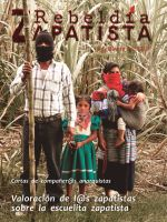 Front Cover of Rebeldía Zapatista