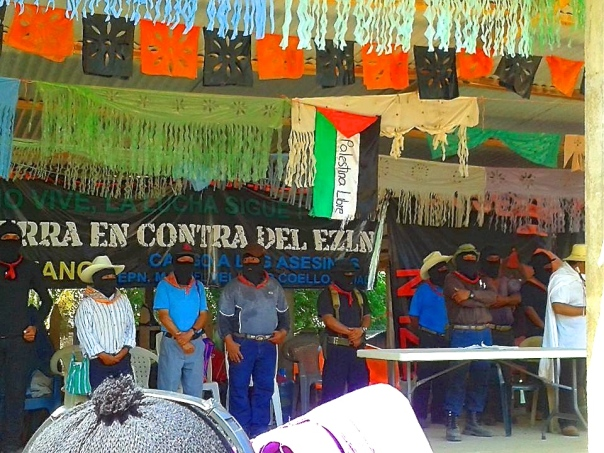 Photo from the EZLN-CNI Exchange