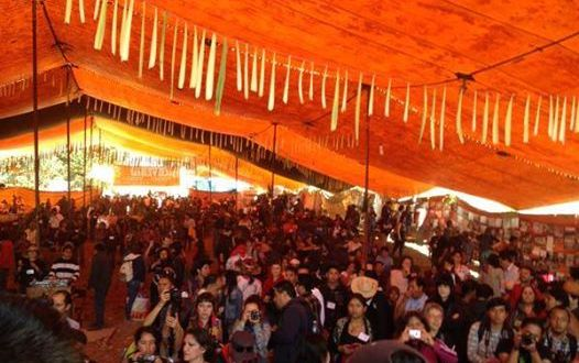 Photo of Inauguration of the 1st Worldwide Festival of Resistances and Rebellions against Capitalism