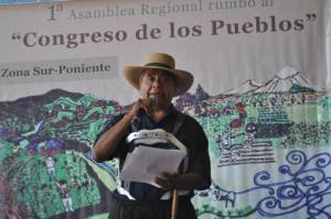 Congress of Morelos Towns forms and joins the Ayotzinapa struggle for truth and justice.