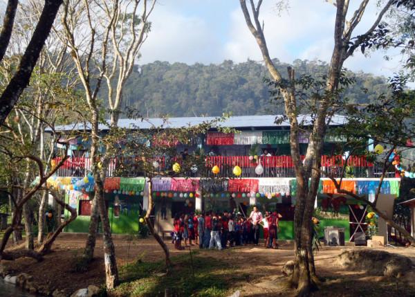 New School in La Realidad
