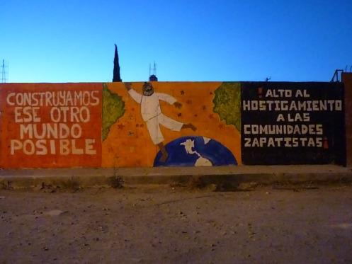 Solidarity with Zapatista Communities