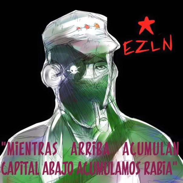 Subcomandante Galeano: