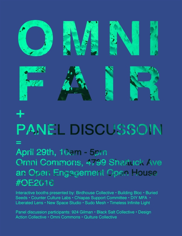 Omni Fair flyer