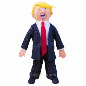 Piñatas of Donald Trump are popular in California.