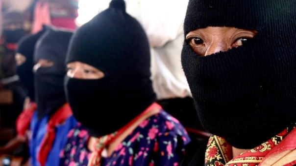 "EZLN at ""The Zapatistas and ConSciences For Humanity"