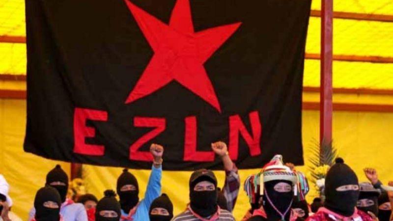 EZLN Banner