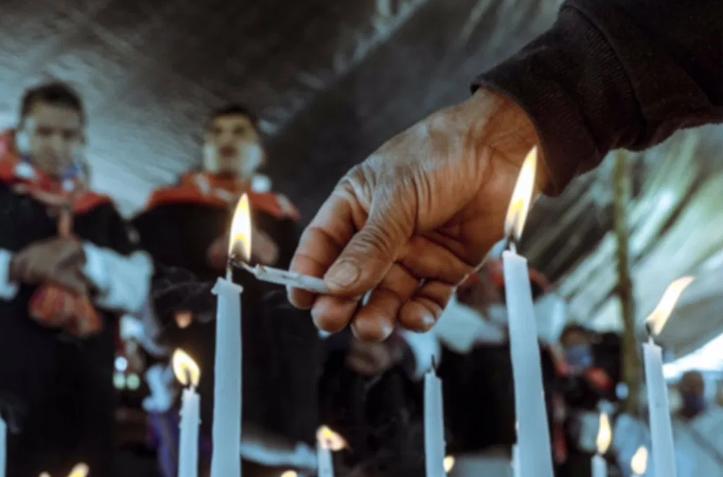 Vigil for Símon