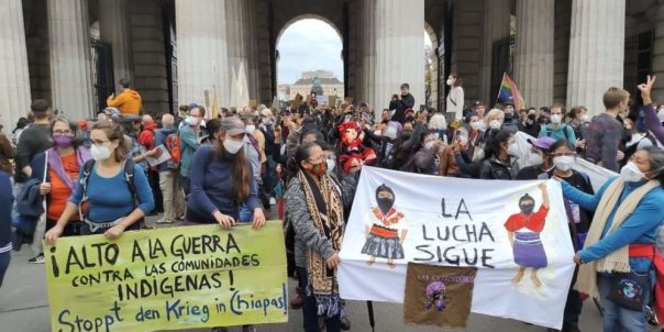 EZ in Vienna Climate demo